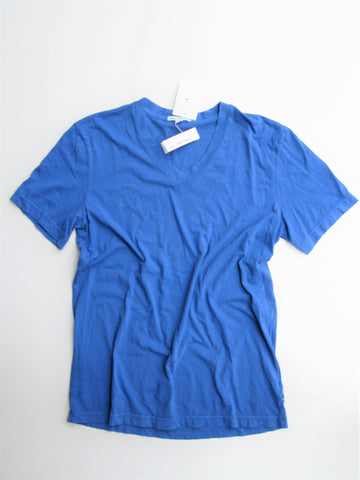James Perse Standard V Neck Short Sleeve T-Shirt 2/M NWT