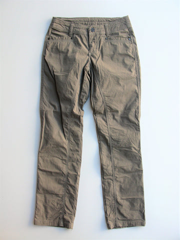 Kuhl Splash Straight Vintage Patina Dye Pants 2 Short