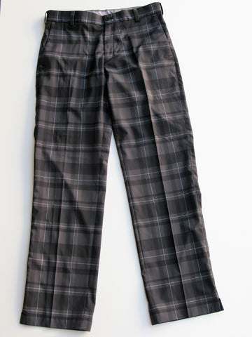 Nike Golf Tour Performance Dri-Fit Plaid Trousers 32 x 32