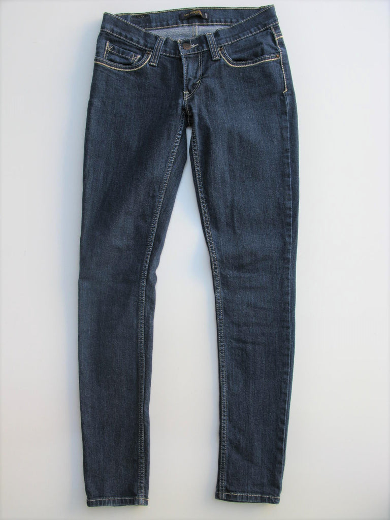 Skinny Low Rise Jeans Levi's Too Superlow 524 Jeans 3