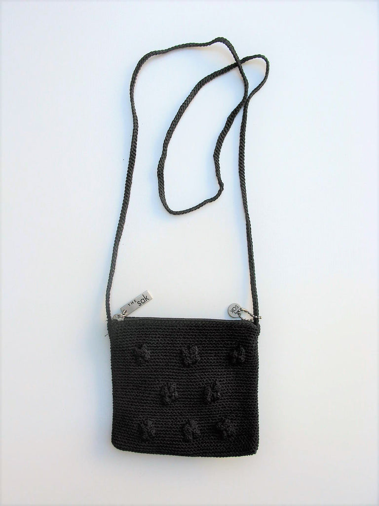 The Sak Cocktail Bag Hand Crochet Evening Bag