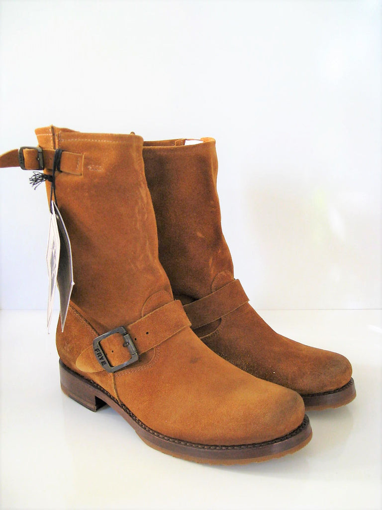 Frye Veronica Short Slouch Boot 7.5 NWOB