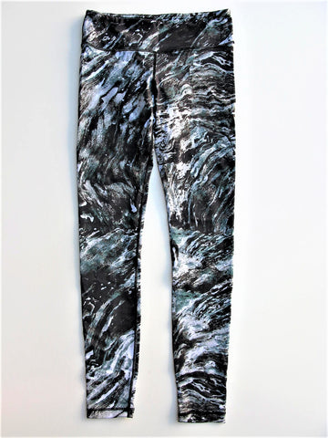 Yoga Pants Leggings Vimmia Marble Printed Core Pant XS/S
