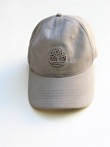 Cap Timberland Logo Adjustable Cotton Baseball Hat OS