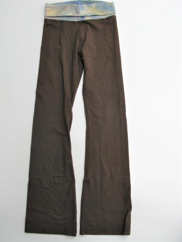 Hard Tail Forever Bootcut Roll Down 590B Pants S