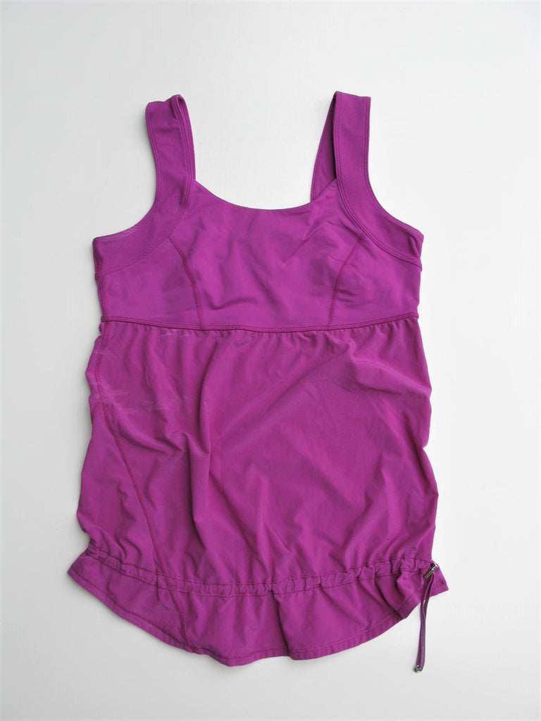 Lululemon Run: Tame Me Tank