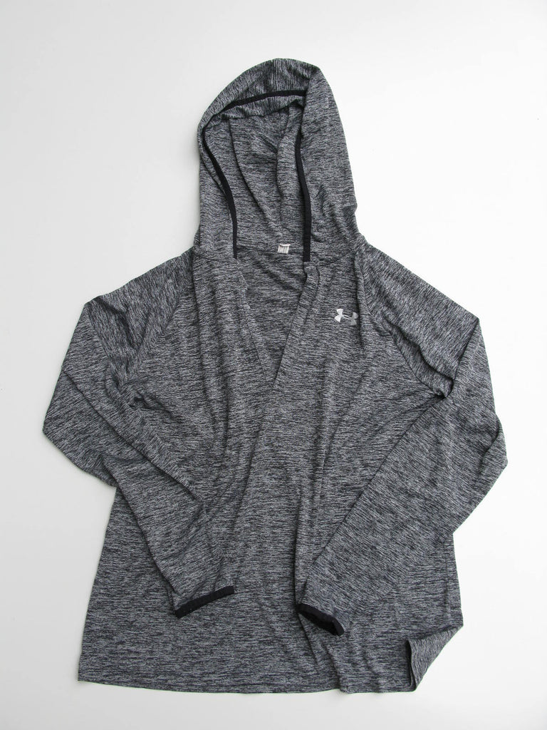 UA Tech™ Long Sleeve Hooded Henley