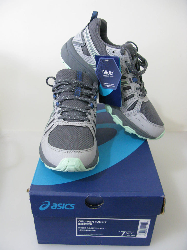 Asics Gel Venture 7 Trail Running Shoes 7 NIB
