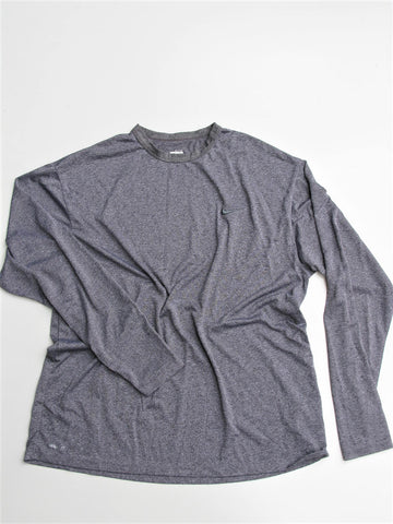 Nike Fit Dry Long Sleeve Top L