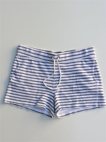 J Crew Terry Knit Striped Shorts S