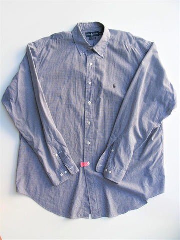 Ralph Lauren Yarmouth Button Down Oxford Shirt