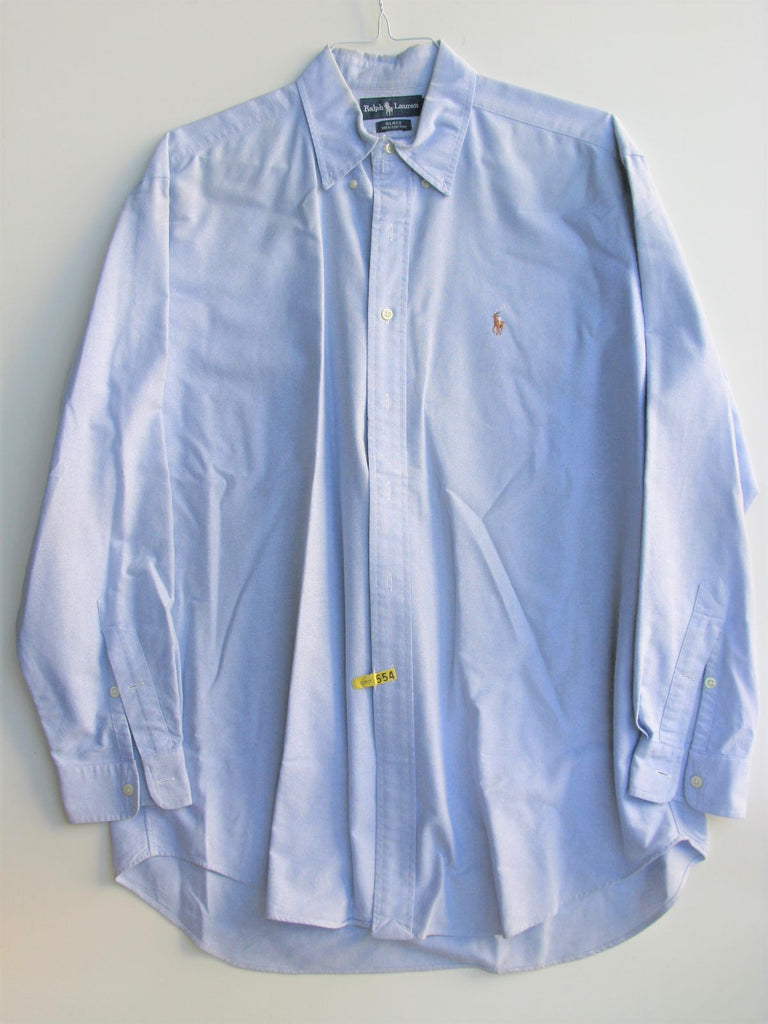Ralph Lauren Blake Button Down Oxford Shirt L