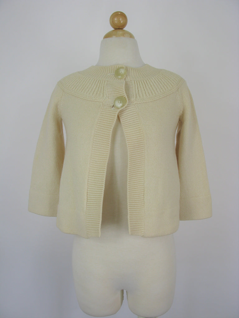 Banana Republic Soft Wool Cable Knit Cardigan XS