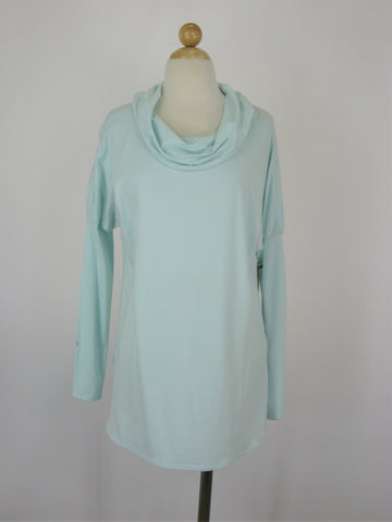 tasc Performance Cozy Cowl Top L NWT