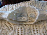 Express Handknitted International Chunky Sweater L - ruby & sofia