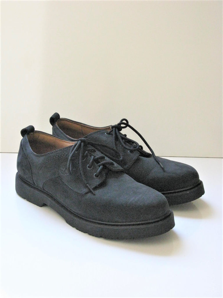 Classic Oxford Waterproof Nubuck /Suede Shoes NEW
