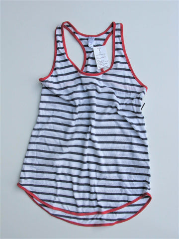 Alternative Striped Tank M NWT