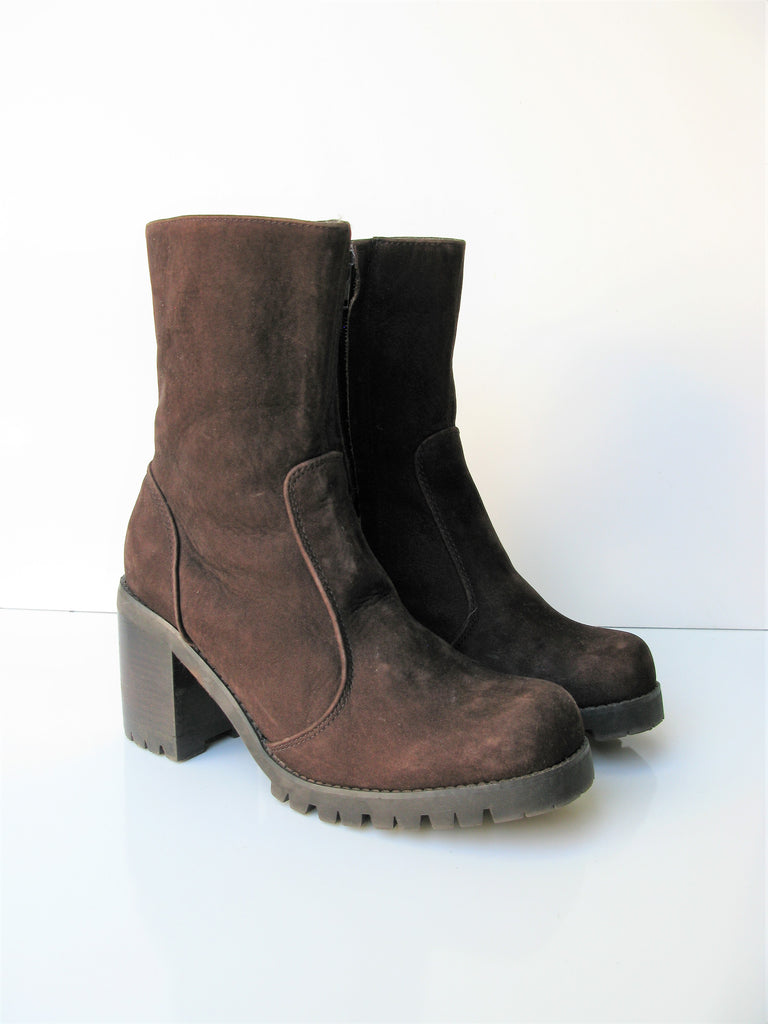 Kenneth Cole Unlisted Platform Moto Bootie 6.5
