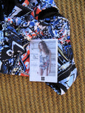 Insight 'The Jeddah' Tribal Pop One-Piece Swimsuit 6 NWT - ruby & sofia