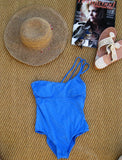 Hurley Royal One Piece Swimsuit S NWT - ruby & sofia