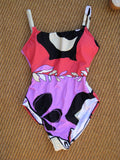 Hydra Tank One Piece Swimsuit 6/8