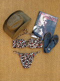 "Angela Martini "" I am fire, touch me"" Bikini S NWT"