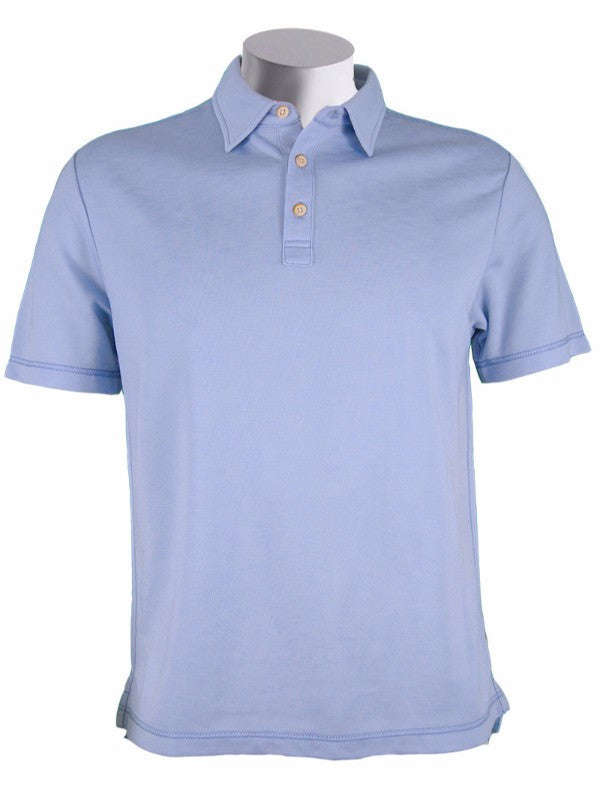 Surfside Supply Lux Pique Polo Shirt NWT