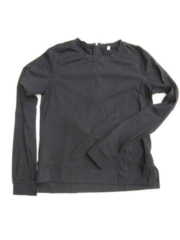 Lululemon Run: Warm Up Crew Long Sleeve Top