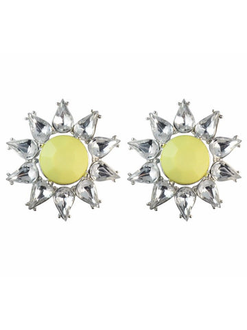 8 Other Reasons 80R Yellow Empire Earrings