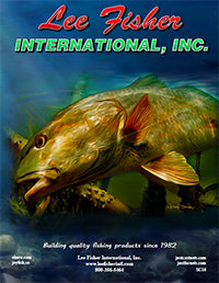 fishing catalogs - sports fishing supplies - lee fisher – lee, Fishing Gear