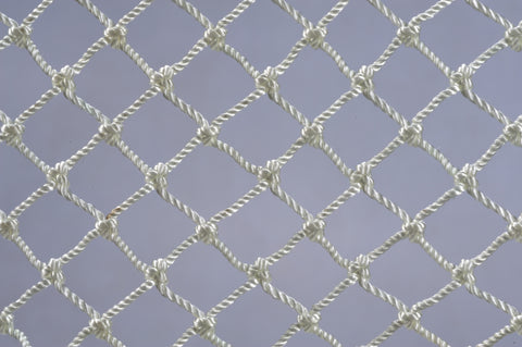 Nylon Twisted Netting No.09 (210/24)x200mdx200lbs