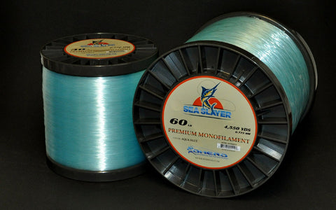 Ohero Sea Slayer Premium Monofilament Line Aqua Blue