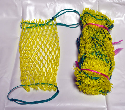 "Bait Bag 1.5"" Mesh (12 Bags per pack)"