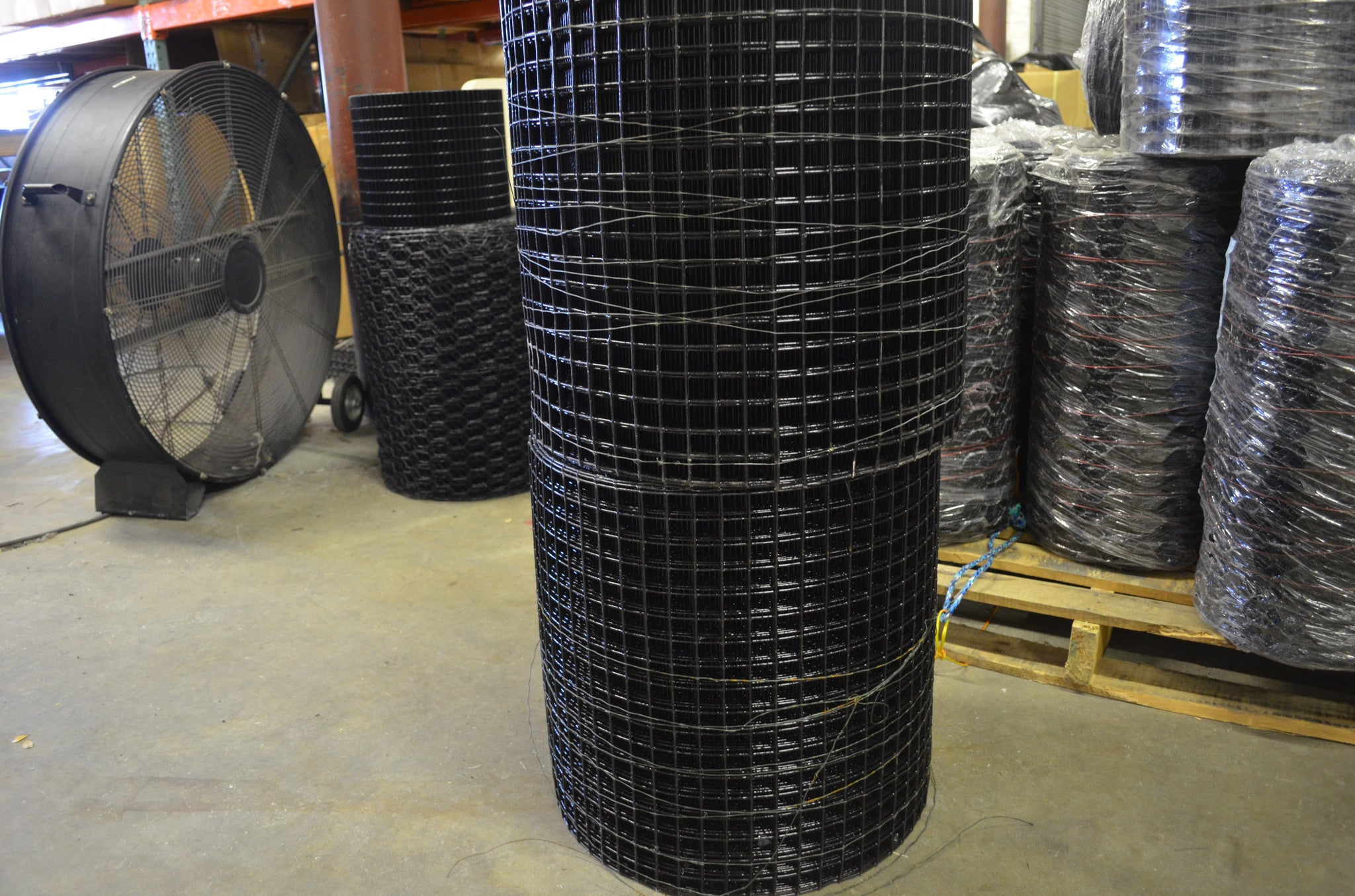 Trap Wire-Vinyl Coated Hex Wire Mesh to Make Traps – Lee Fisher ...
