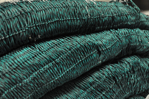 High Power Braided Netting No.09 (0.80mm) x 200 md x 2000 mesh