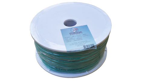 Poly (P.E.) Braided Twine - Green