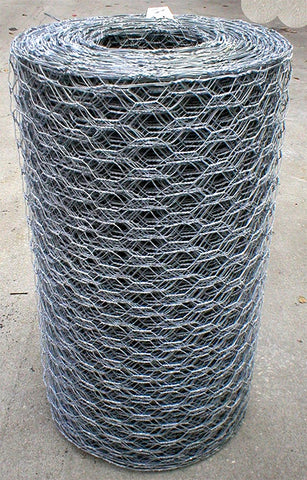 Trap Wire - Galvanized Hex Wire to Make Traps