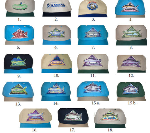 Hats for everyday use, sports, fishing, outdoor and any events.