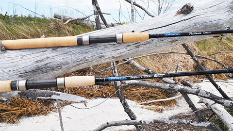 Ohero Platinum Series Rods