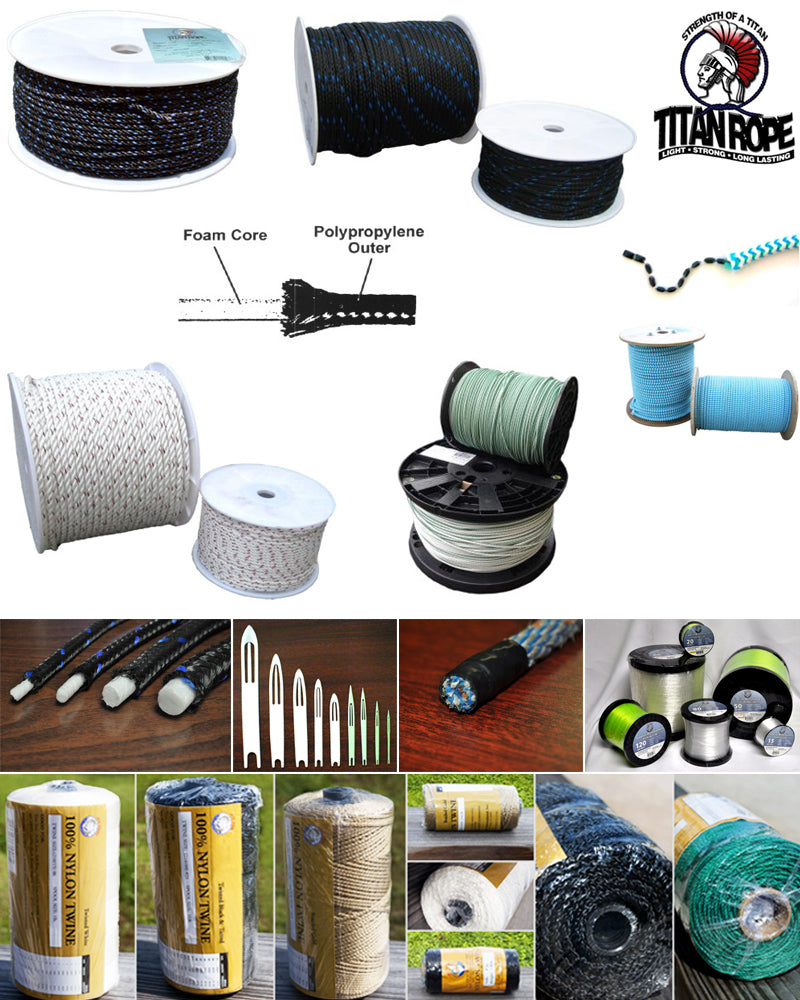 Netmaking Supplies