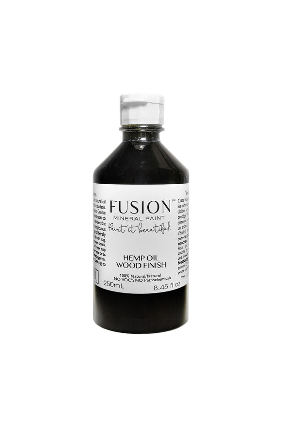 Fusion Hemp Oil Finish