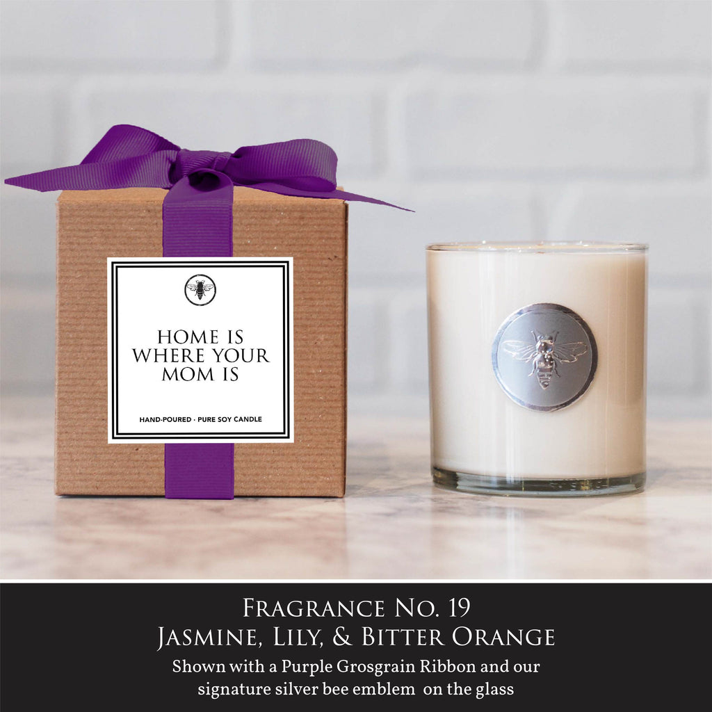 Ella B. Candles - Home Is Where Your Mom Is