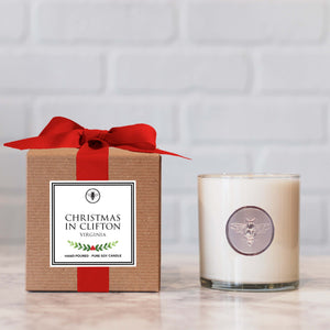 Ella B. Candles - Christmas in Clifton