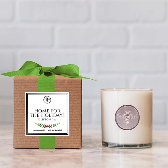 Ella B. Candles - Home for the Holidays