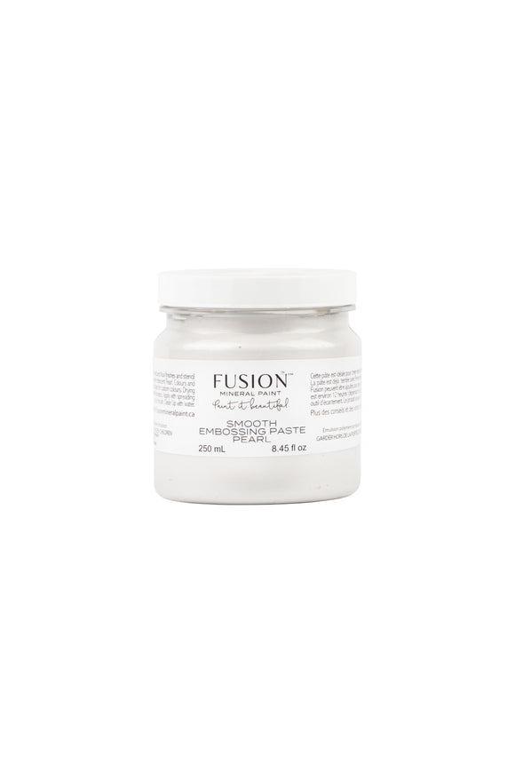 Fusion Smooth Embossing Paste Pearl