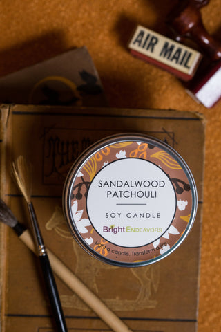 Sandalwood Patchouli