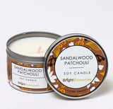 Retreat Tin Soy Candle