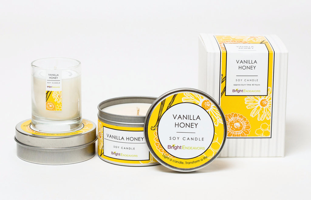 Vanilla Honey Gift Set