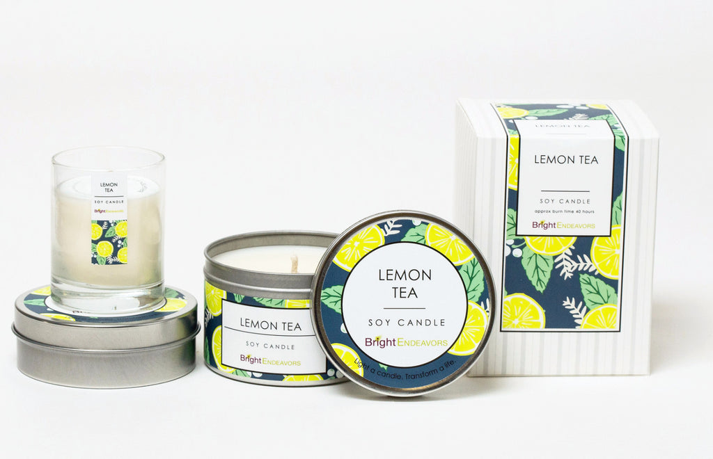 Lemon Tea Gift Set