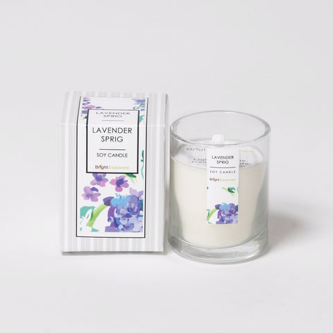 Mini Signature Glass Soy Candle